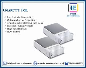 Cigarette Foil