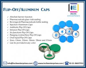 Flip Off / Aluminium Caps