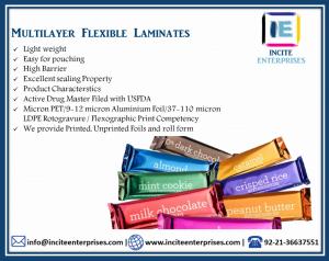 Multilayer Flexible Laminates